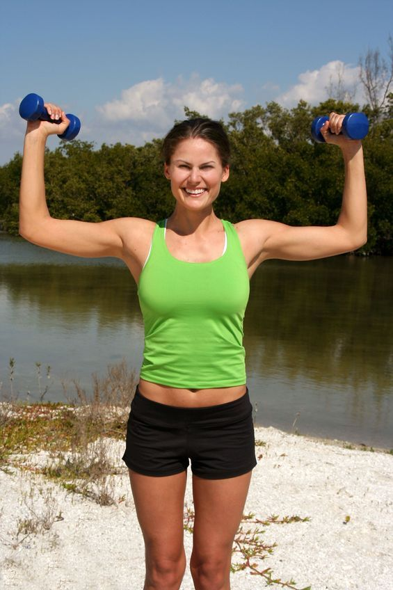 Get Beach Body Shoulders with this Workout