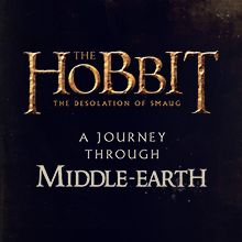 Explore Middle Earth Searchable Navigable map on Google maps Interactive LOTR Lord of the Rings The Hobbit: The Desolation of Smaug Rivendell Hobbiton  Movie promotion