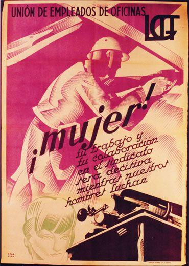propaganda guerra civil española - Buscar con Google