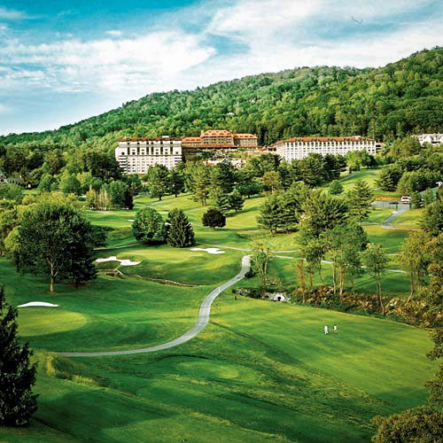 The Grove Park Inn | Asheville, North Carolina #travel #hotel #aaa