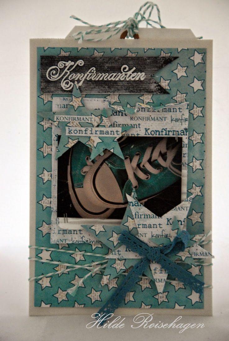 Stempelgalsverden DT bidrag for Papirdesign