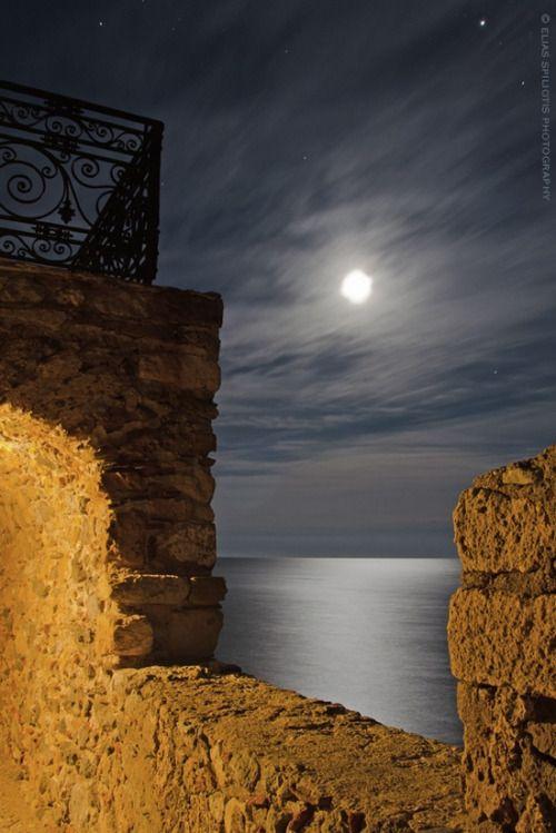 Monemvasia, Greece (via Pinterest)