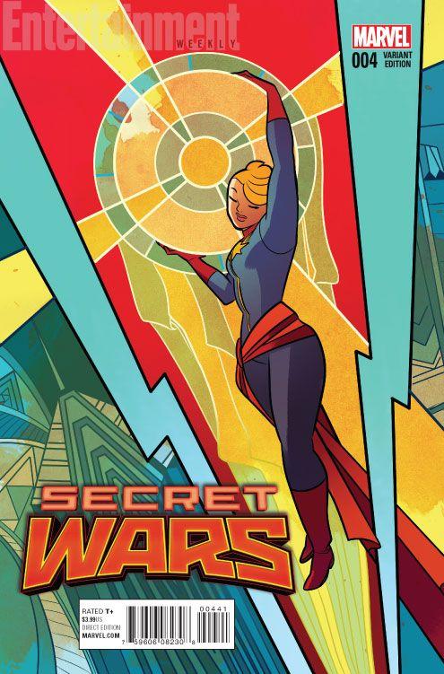 COMICS: Dr. Strange Reveals Battleworld Secrets In SECRET WARS #4 Preview