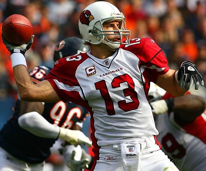 Kurt Warner - Arizona Cardinals