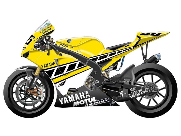 Yamaha YZR-M1 2005 - USA