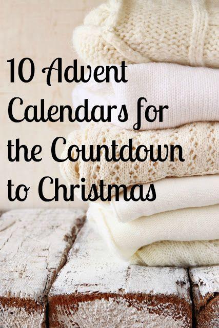 chocolate, tea, & beauty advent calendars