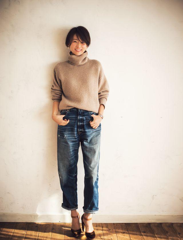 ファッション/最愛デニムの着こなし... ファッションからインテリア、料理まで、暮らしを楽しむ雑誌「LEE(リー)」の公式サイト「LEEweb(リーウェブ)」 HAPPY PLUS(ハピプラ)