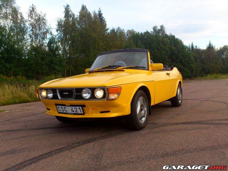 Garaget | Saab 99 GL CAB (1982)