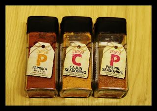 MichelaIsMyName: Let's Talk About SPICES [SMOKED PAPRIKA - CAJUN - ...