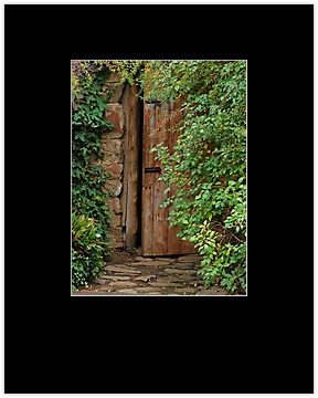 """""""All who enter here..."""" Framed Prints by Cathy Walker   RedBubble"""
