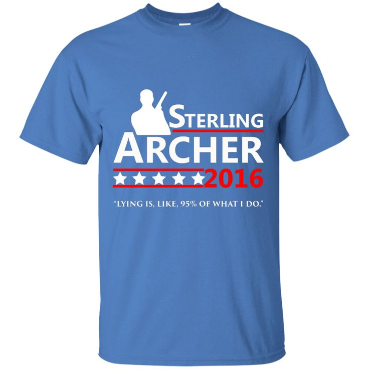 Sterling Archer 2016 T-Shirt