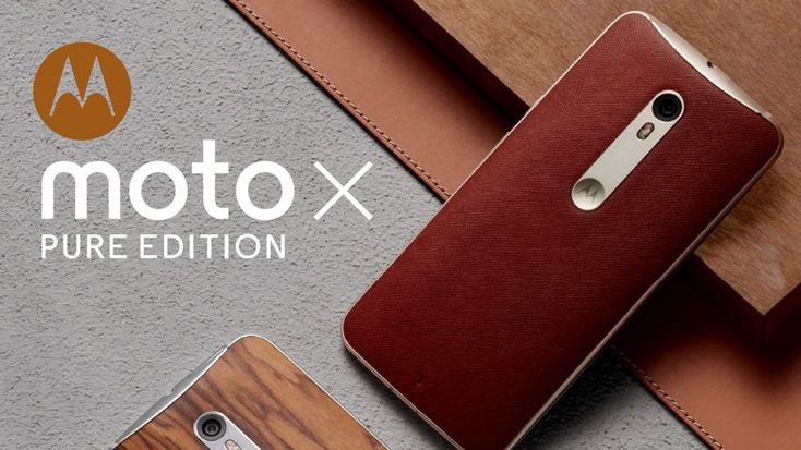 The Moto X Pure Edition (known as the Moto X Style outside of the US) maintains the series' features while adding some exciting new functionality.