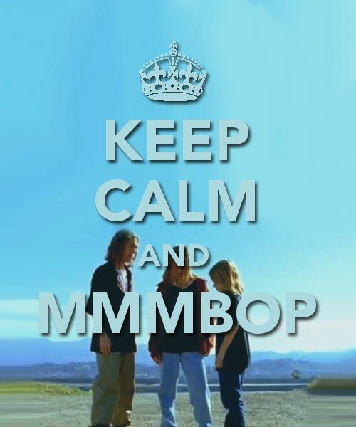 Dibby Dop Ba Mmmbop... shit... now this song is stuck in my head.