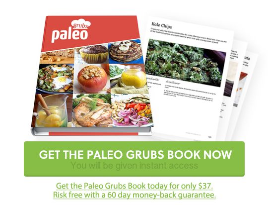 THE ONLY HEALTHY COOKBOOK YOU WILL EVER NEED, The PaleoGrubs