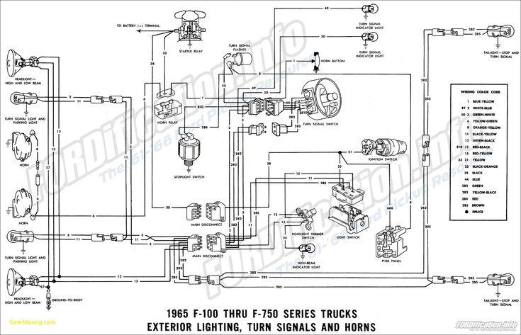 Fine Ford Harness Wiring Diagram 1973 Ford F100 Alternator