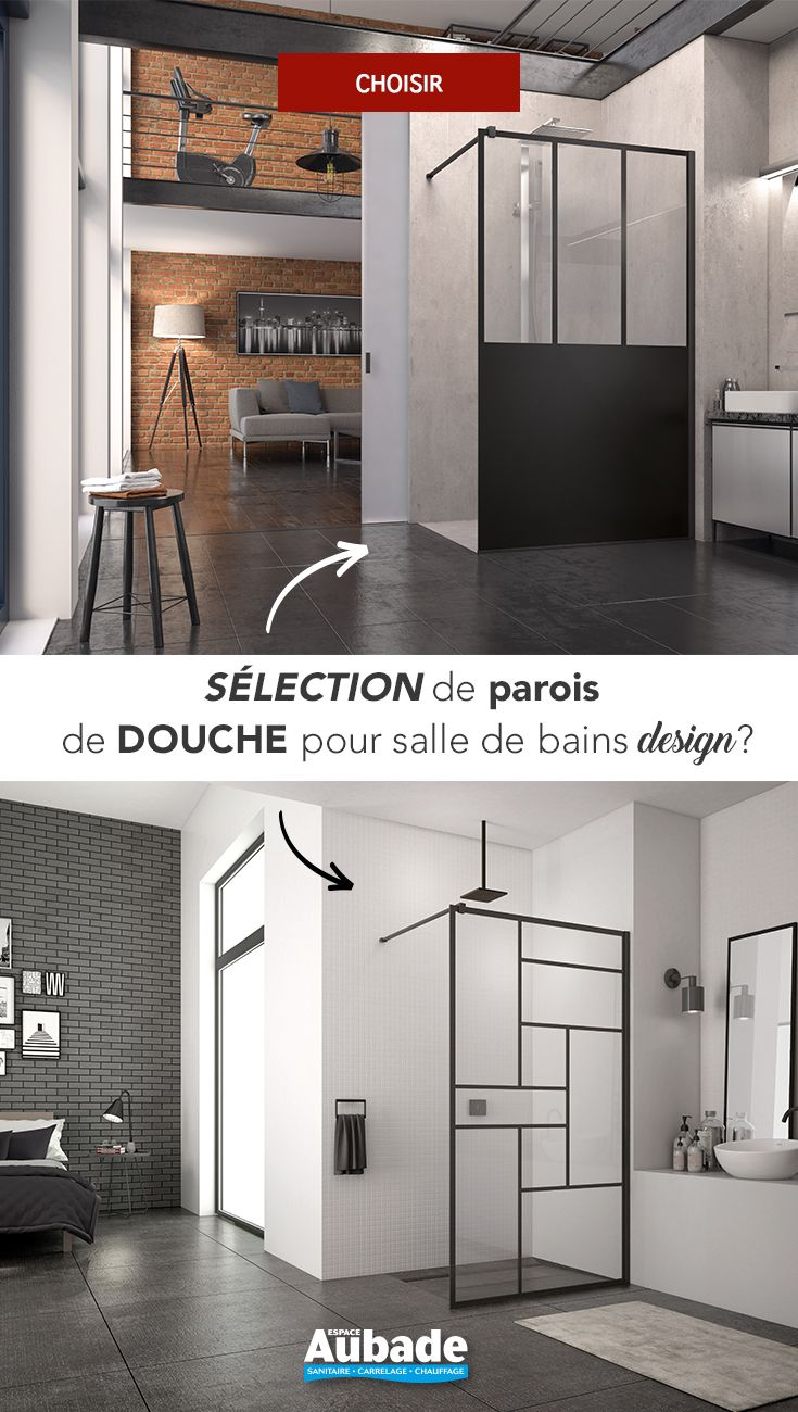 Blog Salle De Bain Design Paroi De Douche Douche