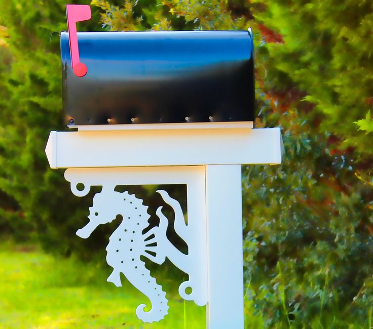 The 25 Best Beach Style Mailboxes Ideas On Pinterest Beige Guest Room Furniture Beige Indoor