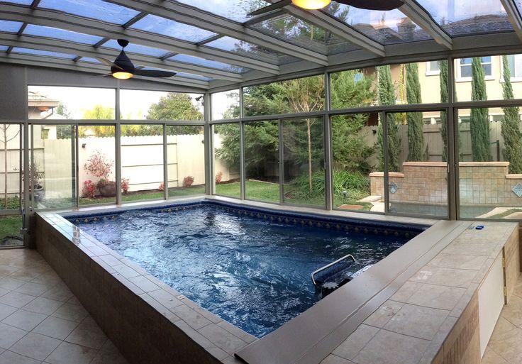 Original Endless Pool Endless Pools Sunroom And Natural Light