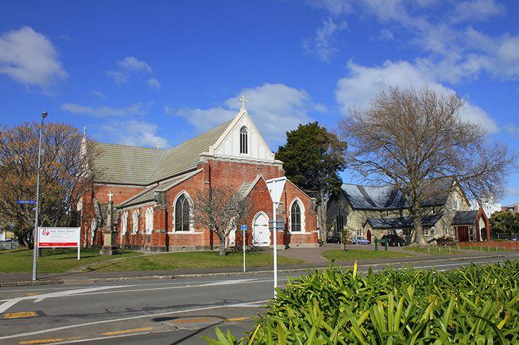 Holy Trinity - Gisborne