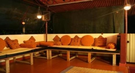 Welcoming  common area at The Pimenta