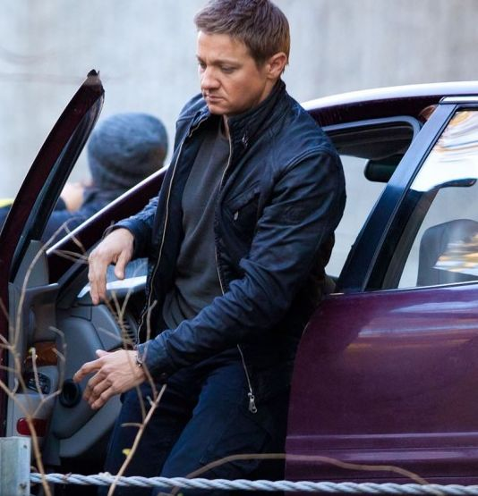 Jeremy Renner Bourne Legacy Workout