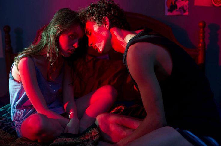 """""""The Bigger Picture"""" starring #RobertSheehan & #RosieDay coming September 2016! #London #robertsheehan #rosieday  More pics coming soon  Blue Shadows Films Belle Époque Films"""