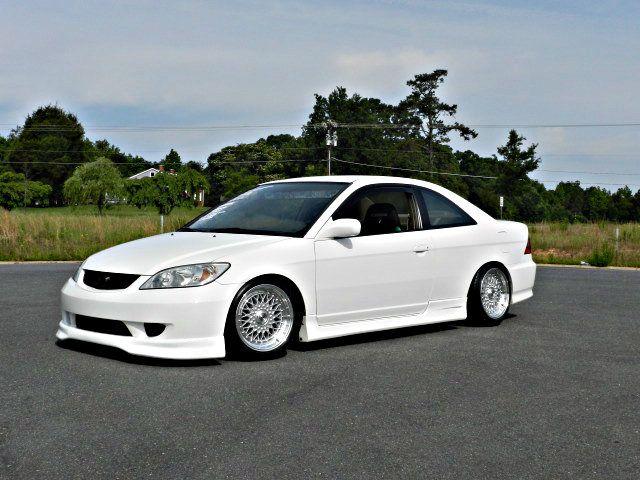 Photo 1 Honda Civic Custom Wheels Esm 002r 16x8 0 Et 20 Tire Size 205 45 R16 X Et Honda Honda Civic Civic