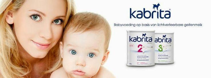 Kabrita follow-up milk and toddler milk