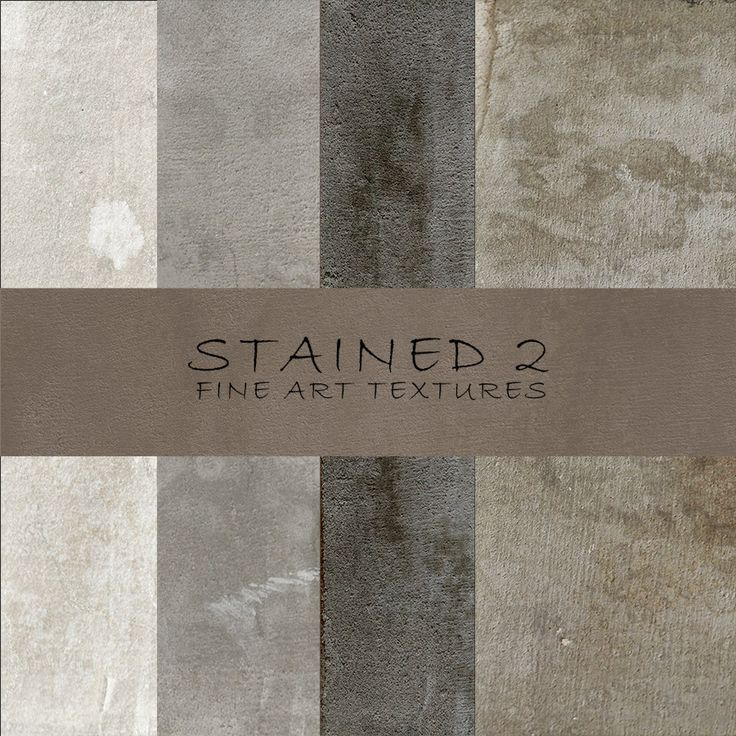 Stained 2 (Plaster collection) Fine Art Textures