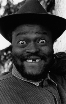 Sugar Minott. His 2 front teeth are priceless lost artifacts and of course a prized collectors item. Apparently they will be the basis for the new Indiana jones movie