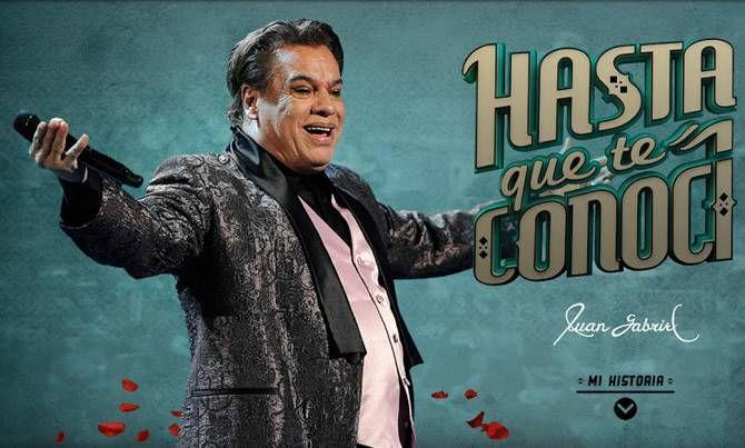 La vida de Juan Gabriel. Por TNT,
