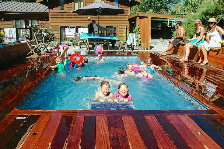 25 Best Family Fun Images On Pinterest Endless Pools Infinity Pools And Backyard Ideas