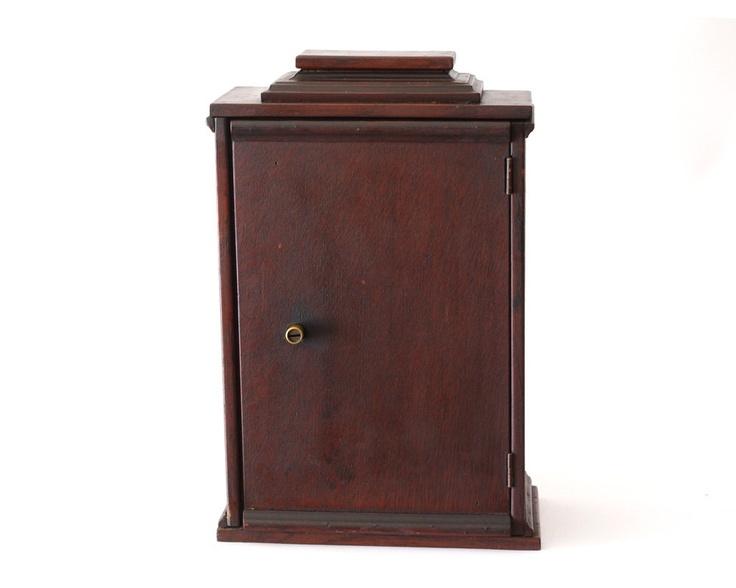 Wooden Lock Box Church Tithe Box Letter Box Ballot Box