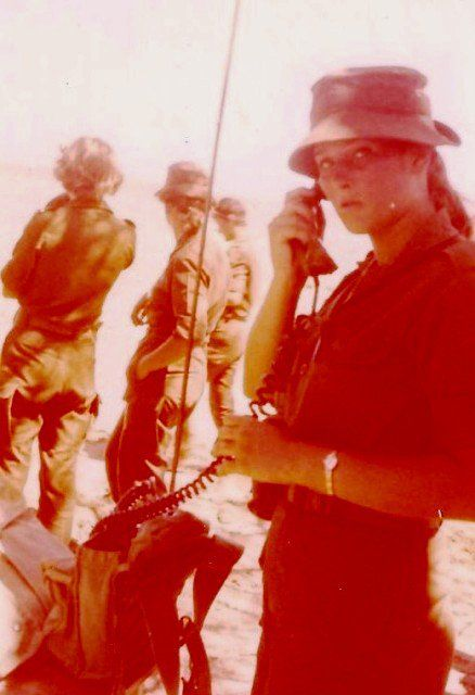 Anita Potgieter Viljoen. NWK Seineenheid Potchefstroom. Foto: Anita Potgieter Viljoen