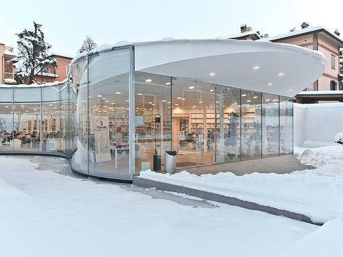 Arquitetura de Bibliotecas - Library Architecture: Biblioteca Comunale di Maranello