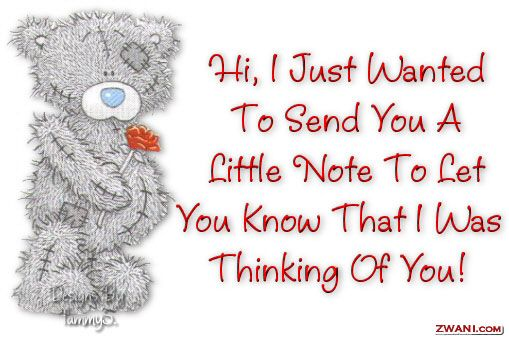 bab34edb5c97f71fe75052fc7145baf3 tatty teddy my friend thinking of you friendship quotes