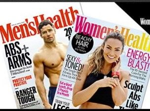 I'm Giving Away Women's and Men's Health Magazine Subscriptions - http://willrunformiles.boardingarea.com/im-giving-away-womens-mens-health-magazine-subscriptions/