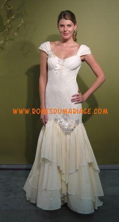 Claire Pettibone Robe de Mariée Style Emmaline