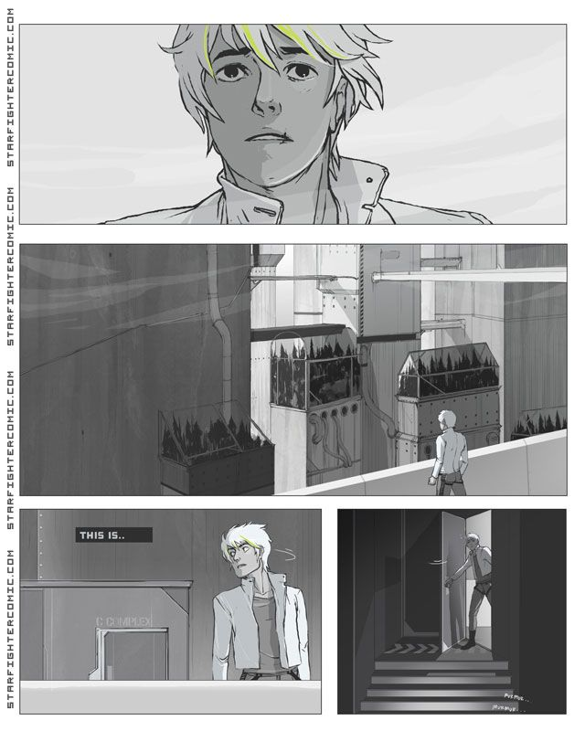 Starfighter Chapter 2: Page 01