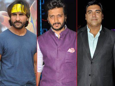 Saif Ali Khan, Riteish Deshmukh and Ram Kapoor to do triple roles in Humshakals!