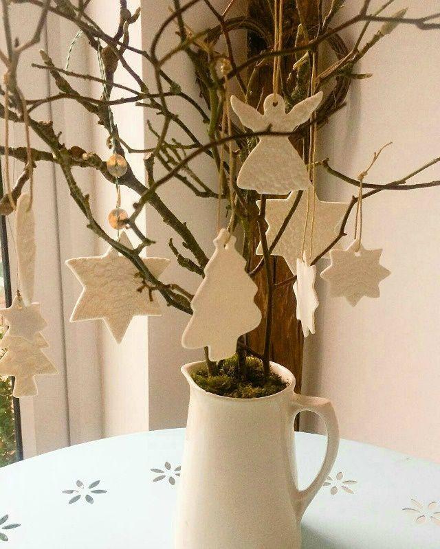 10 Arvores De Natal Feitas Com Galho Seco Para Copiar Arvore De