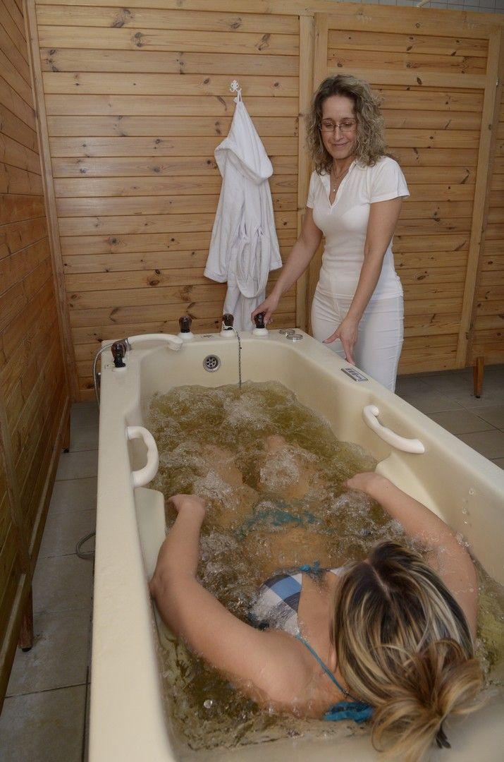 Szénsavas fürdőkezelés