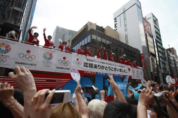 What city will host the 2020 Summer Olympics?