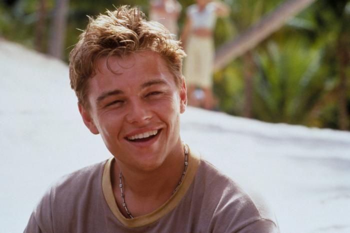 THE BEACH, Leonardo DiCaprio,