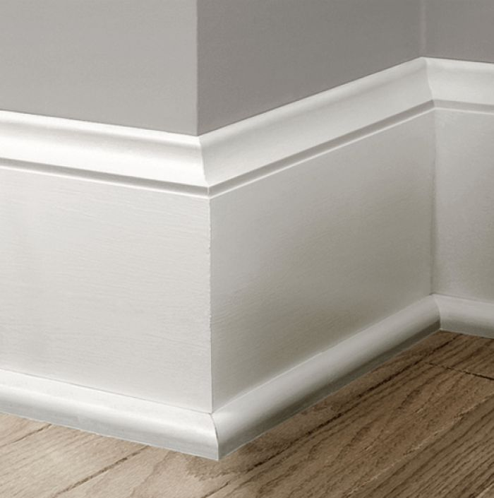 38 best step down living rooms images on pinterest for Modern baseboard molding styles