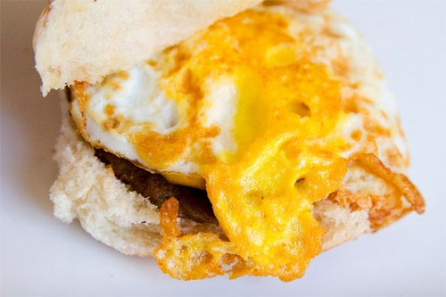 Taste Test: The Best Fast-Food Breakfast Sandwiches