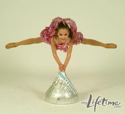 I seriously love me some Dance Moms and I am not afraid to admit it. Addicted.