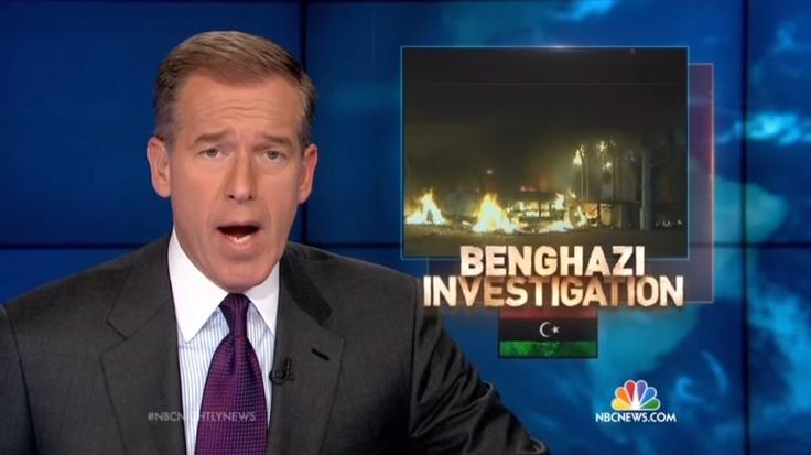 Network Coverage of 'Scathing' Benghazi Report Doesn't Mention Obama's Name Once