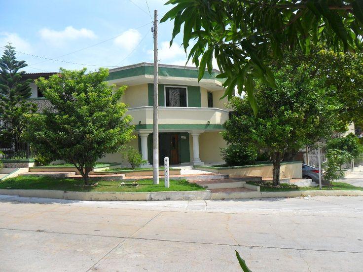 ESPECTACULAR CASA EN VENTA UBICADA EN TABOR Casas en Venta en Barranquilla - INURBANAS S.A.S