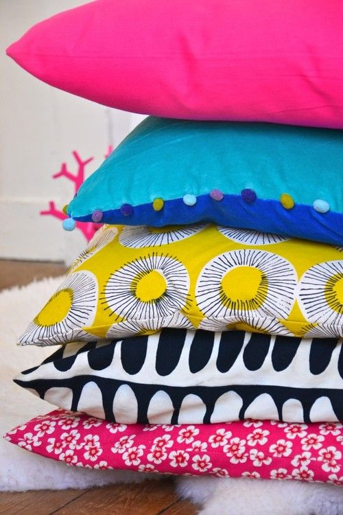 bright pillows, on the brink of greatness...